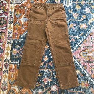 CARHARTT | DOUBLE FRONT WORK PANTS